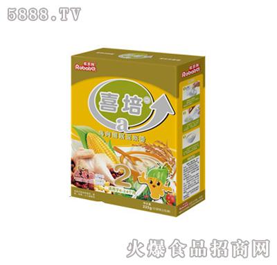 喜培鸡肉蔬菜玉米粉