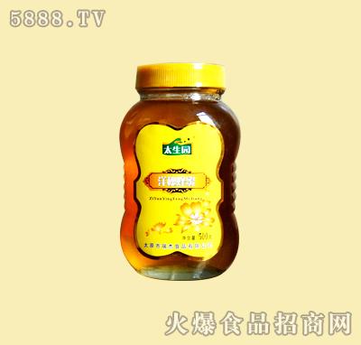 太生园洋槐蜂蜜500克