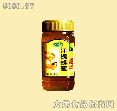 太生园洋槐蜂蜜瓶装