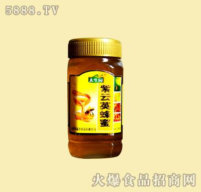 太生园紫云英蜂蜜瓶装