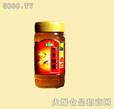 太生园荆条蜂蜜