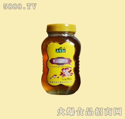 太生园紫云英蜂蜜
