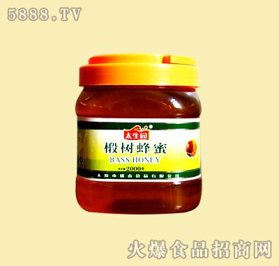 太生园椴树蜂蜜