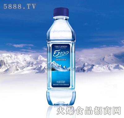 西藏冰川矿泉水