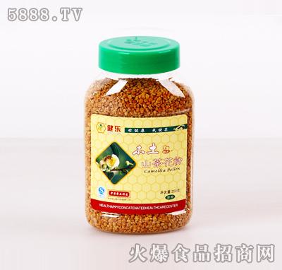 健乐本土山茶花粉