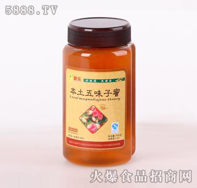 健乐本土五味子蜂蜜