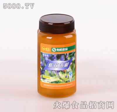 健乐紫木花樨有机蜂蜜