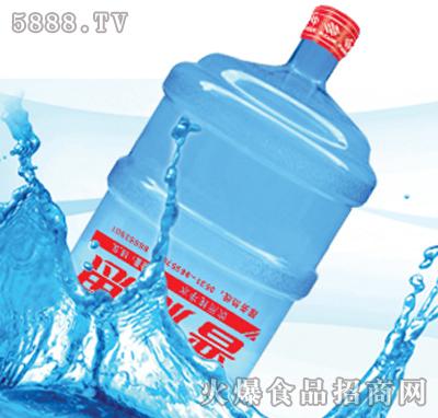 普利思桶装纯净水