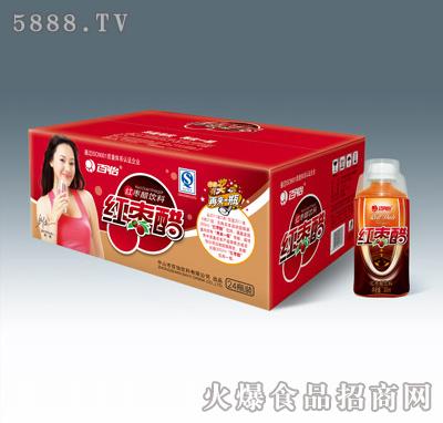 百怡红枣醋饮料