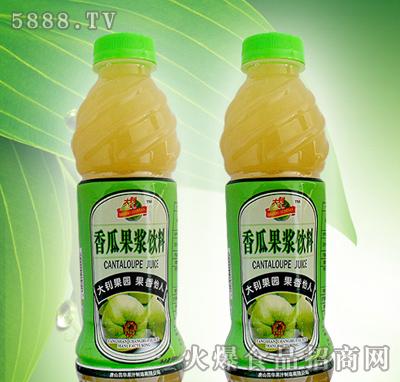 香瓜果浆饮料