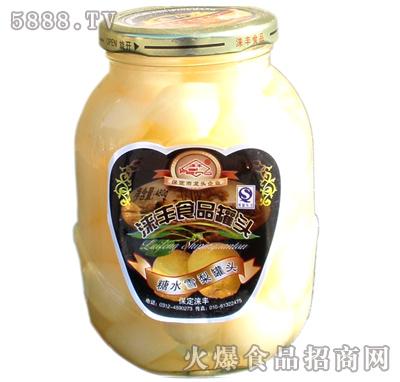 480g涞丰雪梨水果罐头