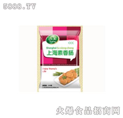 清美上海素香肠