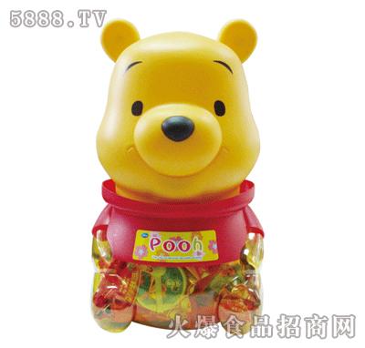 滨崎幸运缤纷桶小熊               【产品类别】:休闲食品 - 糖果