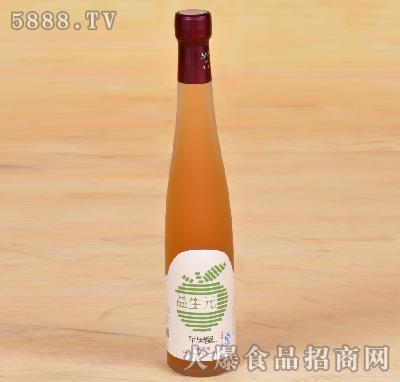 益生元苹果醋375ml无糖精酿型