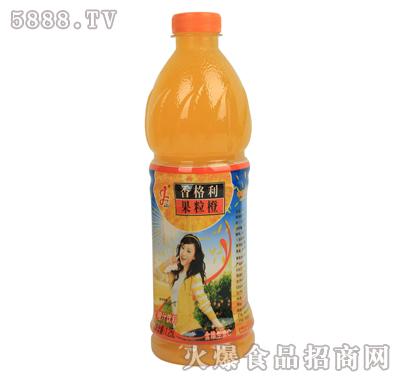 香格利-1.25L果粒橙