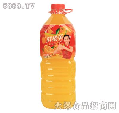 香格利-鲜橙多