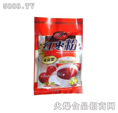 亲人红枣粉大众型360克