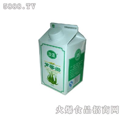 佳源芦荟奶(果肉型)产品图