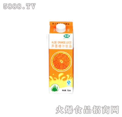 佳源芦荟橙汁(700ml)