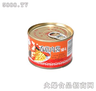 三美香菇肉酱罐头