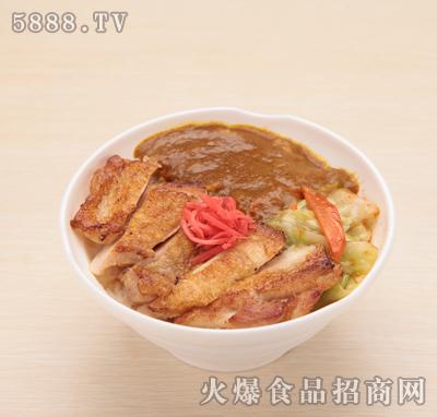 新冷大咖喱鸡肉饭