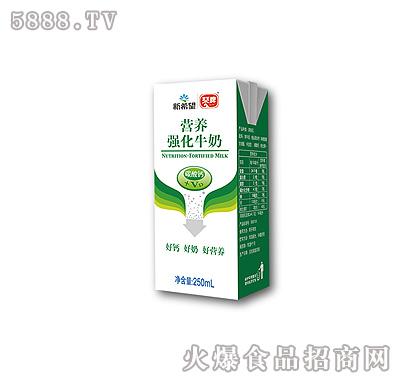 琴牌营养强化牛奶