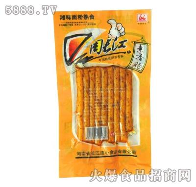 周长江面粉类制品素香肠