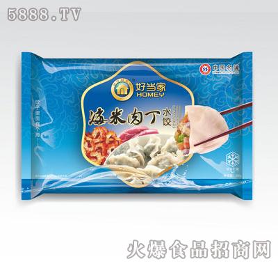 好当家海米肉丁水饺400g
