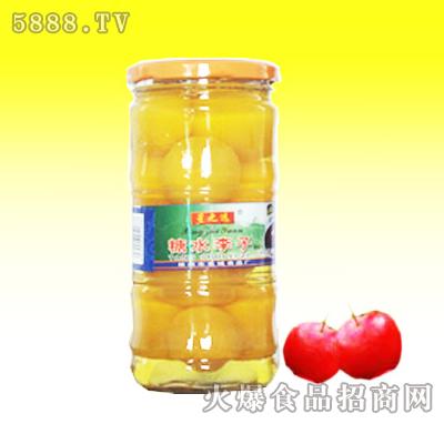 730g糖水李子罐头