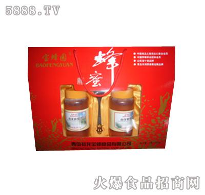 山花蜂蜜礼盒