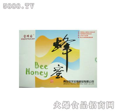 休闲小包装蜂蜜礼盒