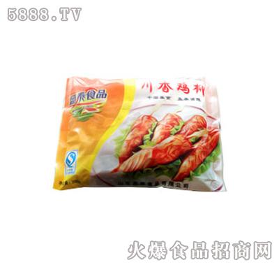 川香鸡柳360g