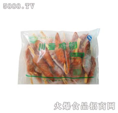 川香鸡柳1000g