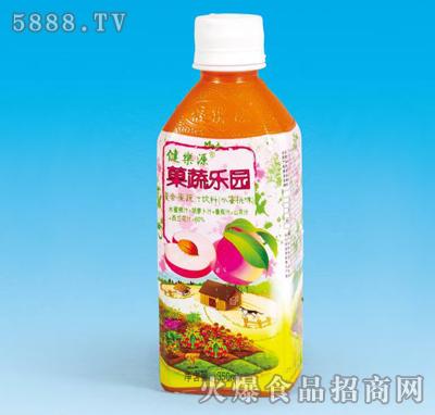 健乐源果蔬乐园水蜜桃味