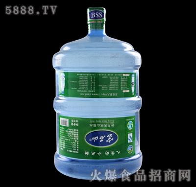 五加仑宝石山饮用天然山泉水