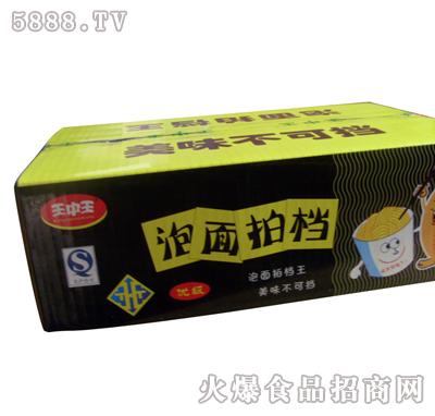 王中王泡面拍档箱装
