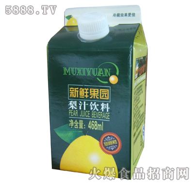 美森庄园绿豆汁饮料(康美包)