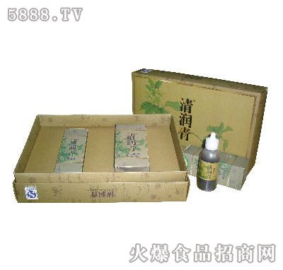 清润青蜂胶原液系列