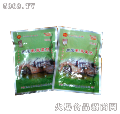 申旺-袋装周庄毛豆菜苋