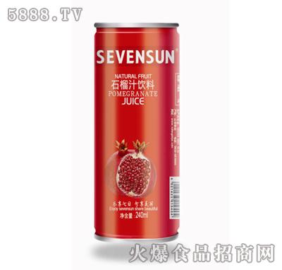 石榴汁饮料240ml