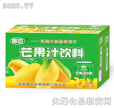 椰臣芒果汁饮料箱装