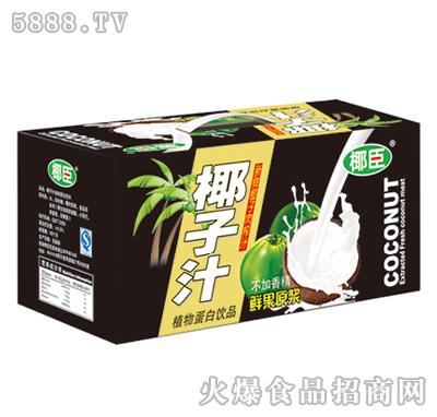 椰臣椰子汁240普通箱