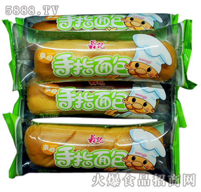 翁记手指面包(椰子味)