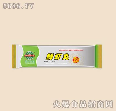 馥华-鲜虾丸3000g