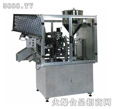 双特ST-RGGF-150全自动膏体灌装、封尾机