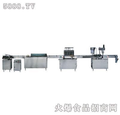 双特ST-LGT-1200型液体灌装旋盖机