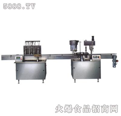 双特ST-LGE-1300型液体灌装旋盖机