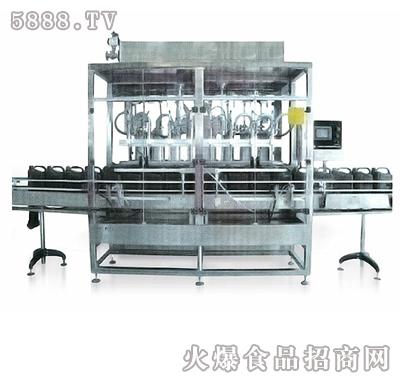 双特ST-GZL-Y异型瓶直线灌装机