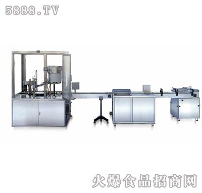 双特ST-PWJ-101型全自动喷雾剂灌装联动线