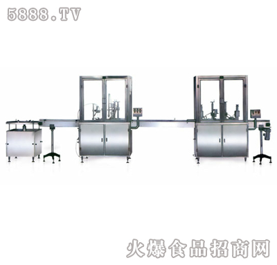 双特ST-QWJ-100气雾剂设备联动线